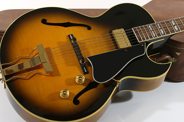 Gibson Es175 1991 Strong Packing Musical Instruments & Gear