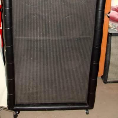 RARE 1970 PLUSH 4000G amp & 8x10 speaker cabinet black for sale