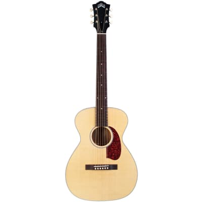 Guild M-40 Troubadour Natural acoustic steel-string guitar for sale