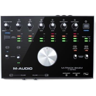 M-Audio M-Track 8x4M USB Audio Interface