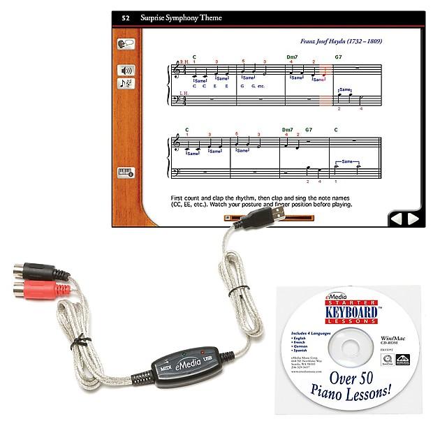 EMEDIA USB MIDI WINDOWS 8 DRIVER
