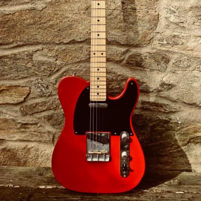 Fender Custom Shop Telecaster Closet Classic Light Relic 2012 Dakota Red for sale