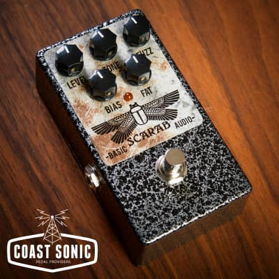 Basic Audio Scarab Deluxe Custom (silver)