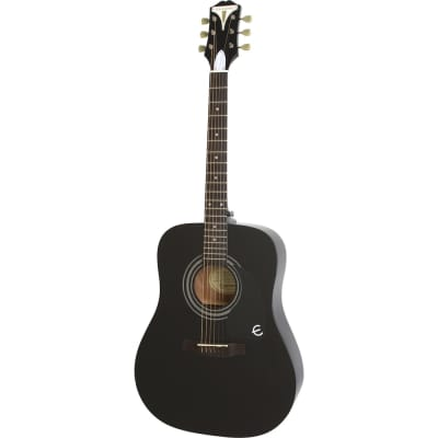 Epiphone Pro-1 Nylon Acoustic Guitar - Ebony for sale