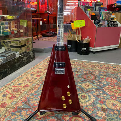 Electrical Guitar Company Wedge Purpleheart for sale