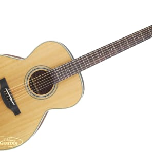 Takamine GN20 Acoustic Guitar NEX Body Style, Solid Cedar Top, Mahogany Back & Sides, Natural Satin Finish. for sale