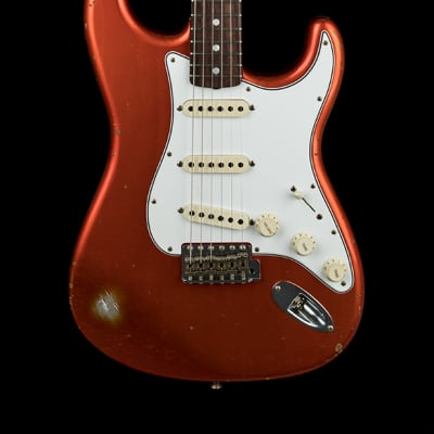 Fender Custom Shop Empire 67 Stratocaster Relic - Candy Tangerine