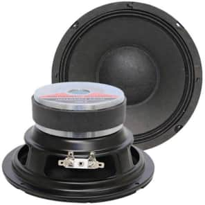 "Seismic Audio Jolt-6PAIR 6"" 150w 8 Ohm Bass Cab Replacement Woofer Speakers (Pair)"