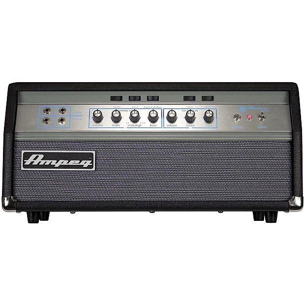 ampeg svt vr bass amplifier head 300 watts zzounds reverb. Black Bedroom Furniture Sets. Home Design Ideas