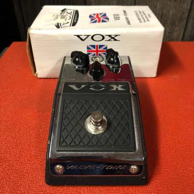Vox V810 Valve-Tone Overdrive Pedal With Original Box