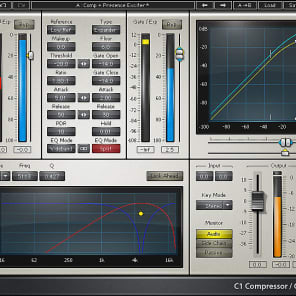 Waves C1 Compressor