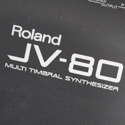 Roland JV-80 Multi-Timbral Synthesizer