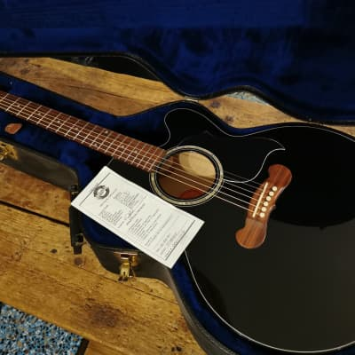 Gibson J-180 EC Cutaway 2000 Guitare Electro-Acoustique for sale