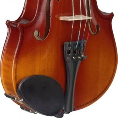 1/2 maple violin with soft case