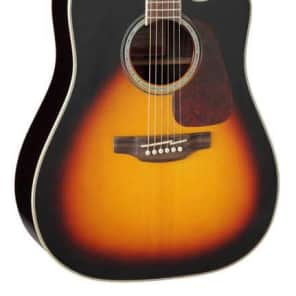 Takamine GD71CE-BSB Dreadnought Cutaway Acoustic-Electric Guitar, Sunburst, GD71CEBSB for sale