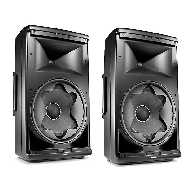 jbl eon612 12 inch powered pa speaker pair unique squared reverb. Black Bedroom Furniture Sets. Home Design Ideas
