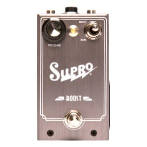 Supro SUPRO BOOST PEDAL for sale