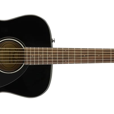 Fender CC-60S Concert Guitar, Black for sale