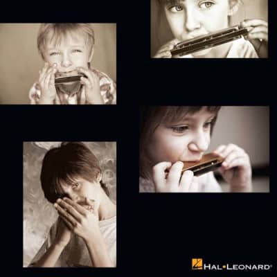 Hal Leonard Harmonica for Kids