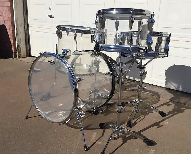 Zickos Snare Drum : zickos 7 piece acrylic drum set vintage matching snare reverb ~ Hamham.info Haus und Dekorationen