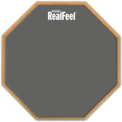 "ReelFeel 12"" double-sided pratice pad"