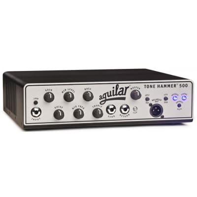 Aguilar TH500 Tone Hammer 500 Lightweight Bass Head for sale