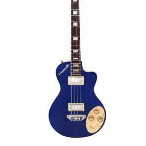 Italia Maranello Classic Bass 2017 Blue Sparkle for sale
