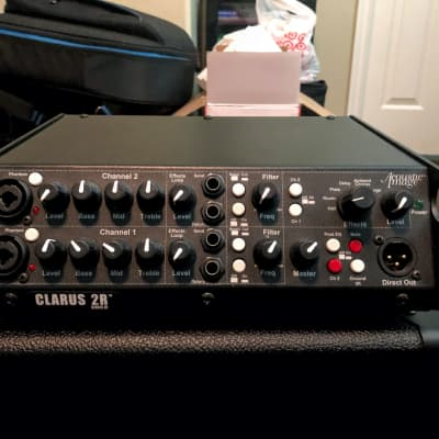Acoustic Image Clarus 2R Series III + Raezers EDGE NY 8 for sale