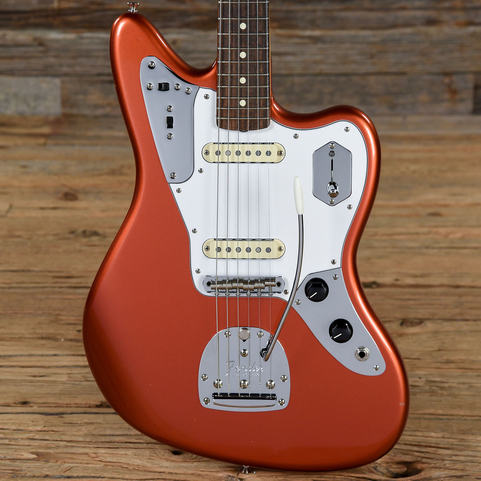 white gtr olympic jaguar en rr us johnny marr electric fender rosewood fingerboard frt guitars