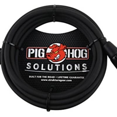 """Pig Hog PX-TMXM2 XLR Male to 1/4"""" TRS Male Balanced Cable - 10'"""