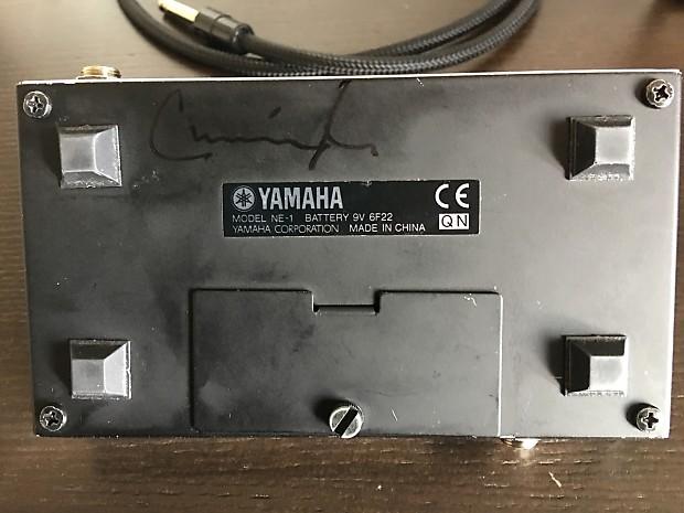 Yamaha Nathan East Passive Eq
