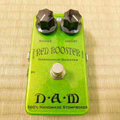 D*A*M Red Rooster Booster