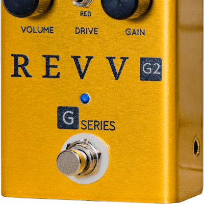 Revv G2 - Limited Edition Gold