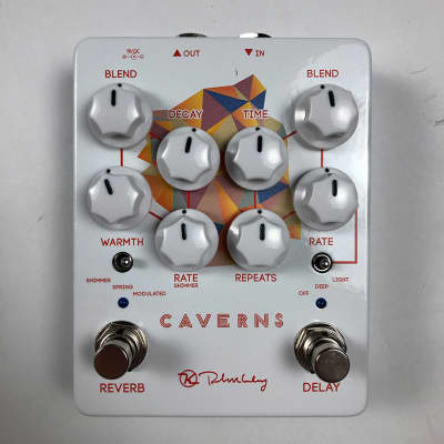 Keeley Electronics Caverns V2 Delay/Reverb Used