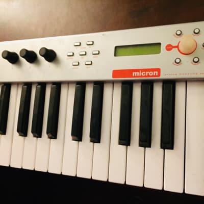 Alesis Micron Synth / vocoder