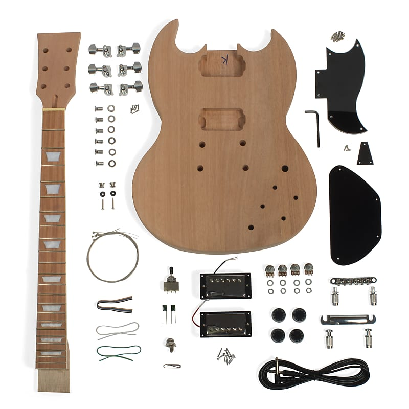 stewmac g style electric guitar kit stewmac reverb. Black Bedroom Furniture Sets. Home Design Ideas
