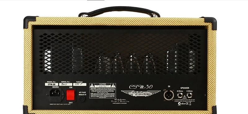 ashdown ctm30tw all tube bass amplifier head b stock reverb. Black Bedroom Furniture Sets. Home Design Ideas