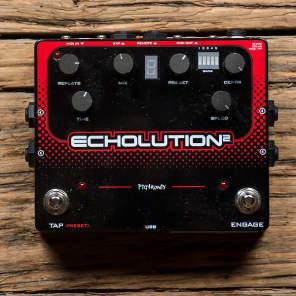 Pigtronix Echolution 2 Delay