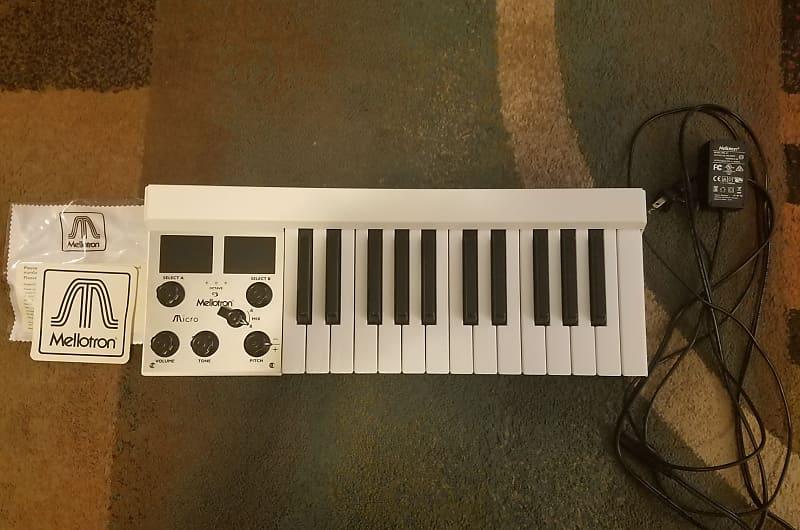 Mellotron Micro White