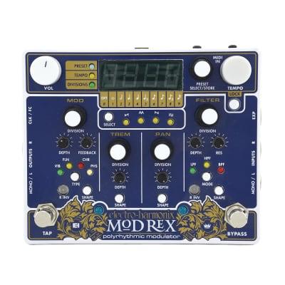 Electro Harmonix Mod Rex Polyrhythmic Modulator for sale