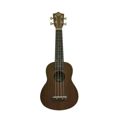 J&D Guitars Soprano Ukulele - Mahogany Top & Body from CNZ Audio for sale