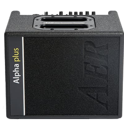 AER Alpha Plus 50W Single Channel Acoustic 1x8 Combo Amp for sale