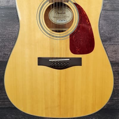 Fender DG-16E-12 Acoustic Guitar