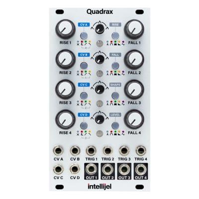 Intellijel Quadrax Silver