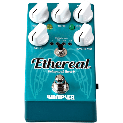 Wampler Etheral Delay and Reverb