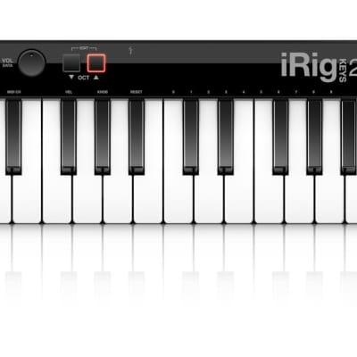 IK IRIG KEYS 25 USB MIDI CONTROLLER