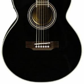 JB Player JBEA15BK Acoustic Electric Guitar, Black for sale