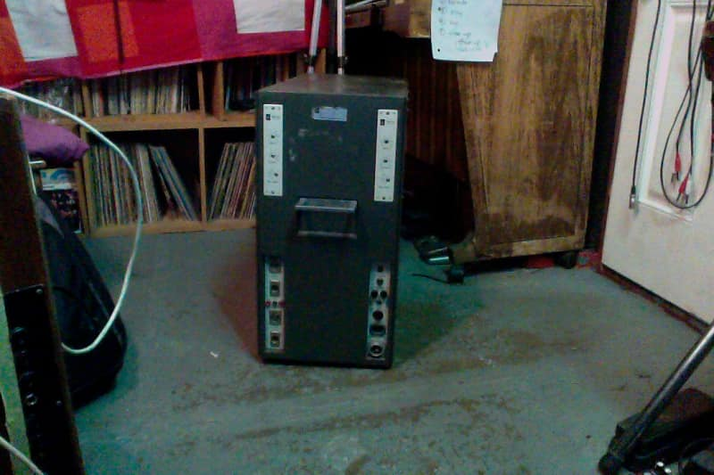 EMT 240 Gold Plate Reverb Vintage Rare 1960s-70s Nds Repair