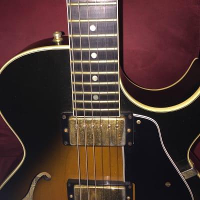 Gibson Howard Roberts Fusion III Sunburst