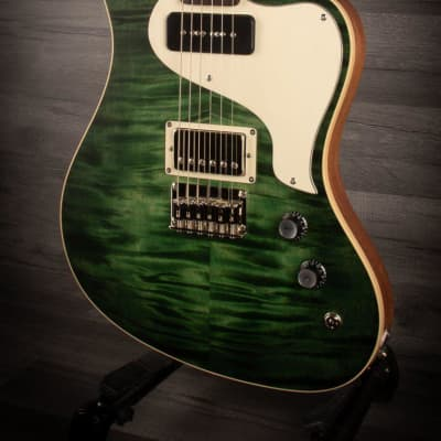 PJD Guitars St John Ltd - Green for sale